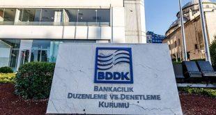BDDK'den 16 mali kuruluşa 2,1 milyon TL para cezası
