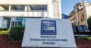 BDDK'den 7 bankaya 204 milyon lira para cezası