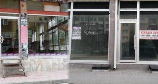 Eskişehir 'de yüzlerce esnaf kepenk indirdi