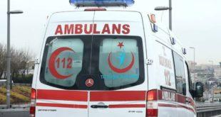 Bingöl'de tarım işçilerini taşıyan minibüs devrildi: 11 kişi yaralandı