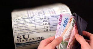 Kullanım miktarı aynı ancak gelen faturalar farklı! İstanbul'da 18, Bursa'da 50 liralık borç çıkardılar