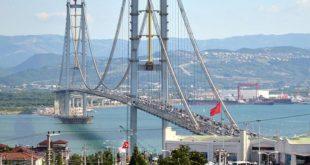 Osmangazi Köprüsü 'nde ceza bilmecesi