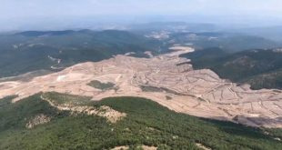 Kaz Dağları 'nda altın arayan Alamos Gold, devletten tazminat alarak sahadan çekildi