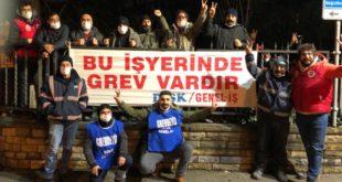 Anlaşma imzalandı, Kadıköy Belediyesi işçilerinin grevi sona erdi!