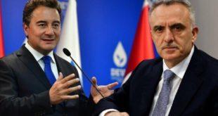 Babacan'dan iddia: Ağbal, kayıp 130 milyar doları sorduğu için mi görevden alındı?