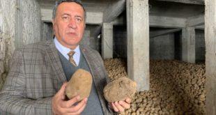 CHP'li Gürer:300 bin ton patates çürümeye terk edildi,TMO neden almıyor?