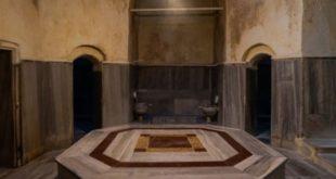 Kanuni döneminden kalma tarihi Horhor Hamamı satışa çıktı